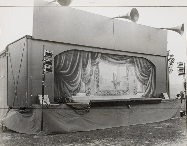 The Portable Theatre's Proscenium Stage